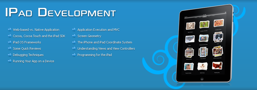 Ipad Development Training